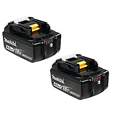 18V (4.0Ah) Li-ion Battery (2-Pack)