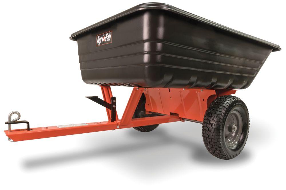 17 Cu Foot Poly Cart