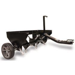 Agri-Fab Aérateur de pelouse à pointes creuses de 40 po