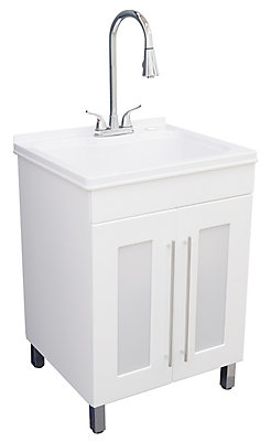decorations with laundry useful the storage incredible interior room sink cabinet