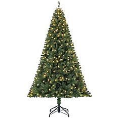 7.5 ft. Cliffside PVC Tree
