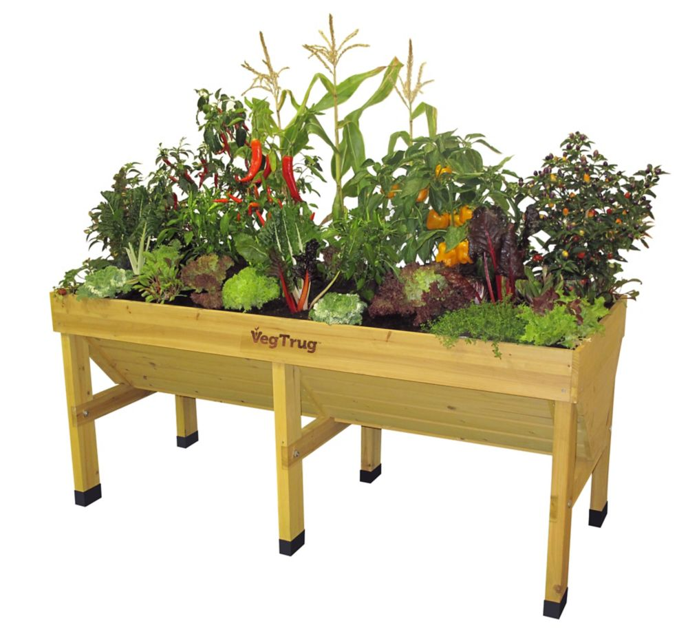 Raised Garden Beds & Elevated Planters | The Home Depot Canada
