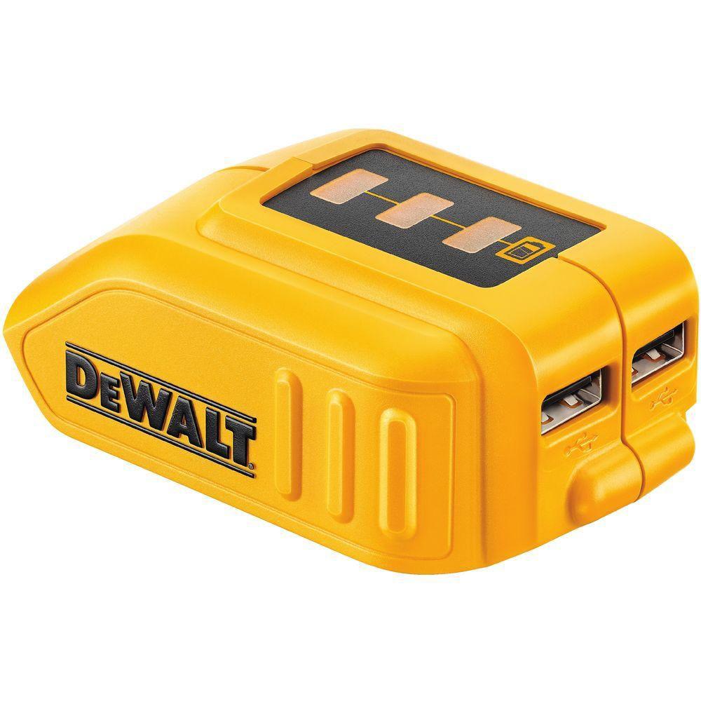 DEWALT 12V/20V MAX USB Power Source