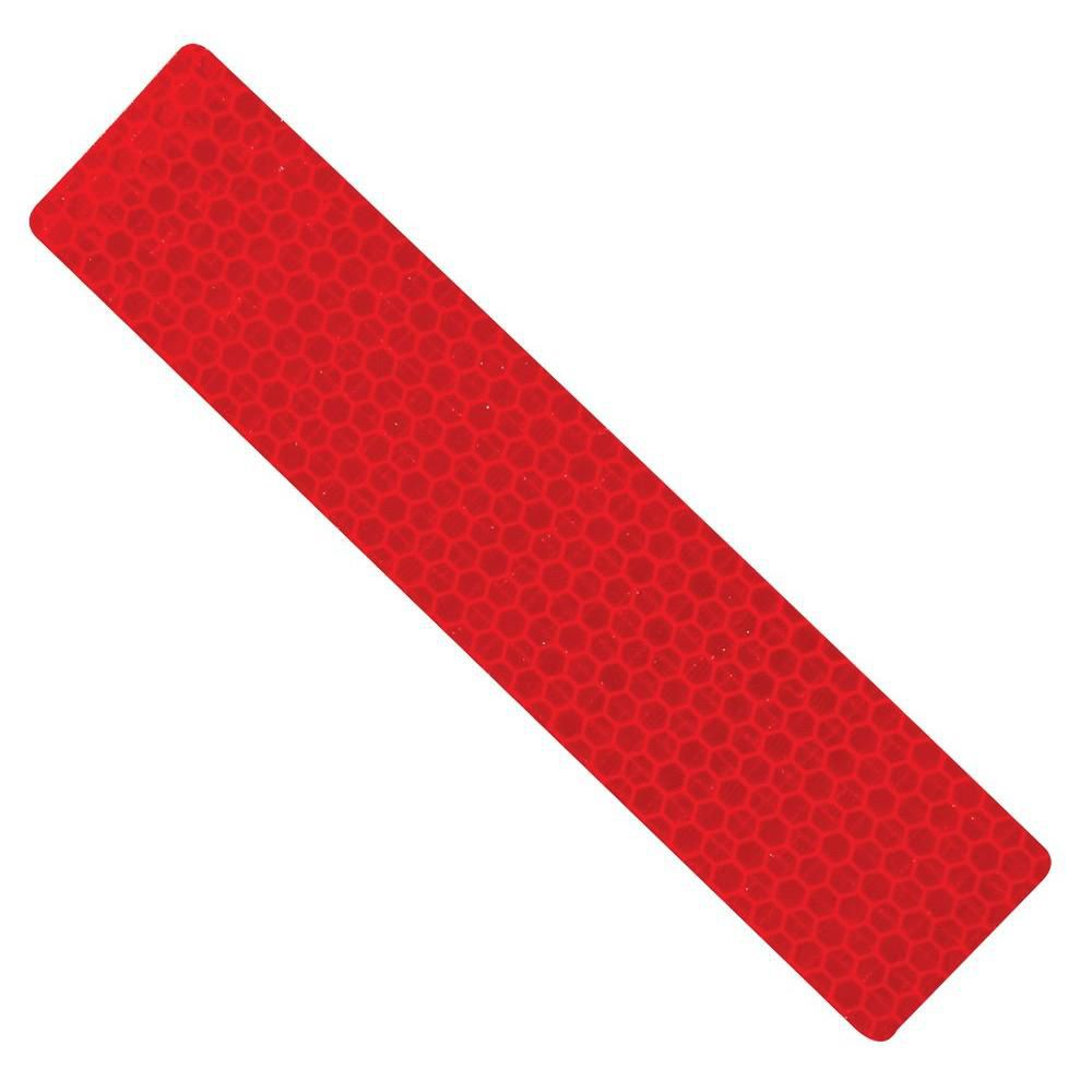 Hillman Reflect Safety Tape-Red