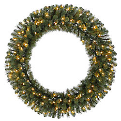 48-inch Fraser Spruce Christmas Wreath