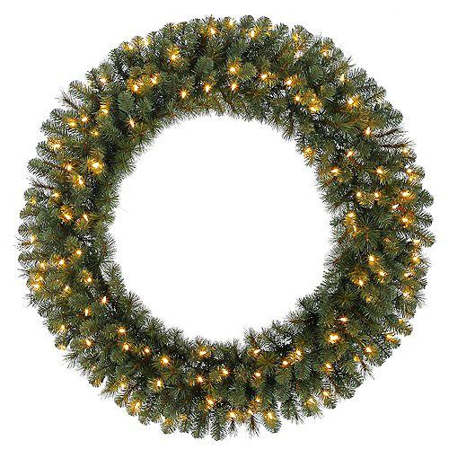 48-inch Fraser Spruce Christmas Wreath