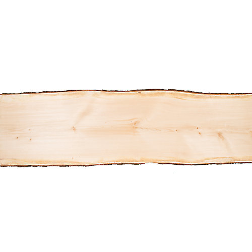Pine Slab 4 ft ( 19-inch to 24-inch wide )