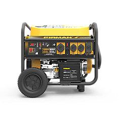 10 000 W Générateur avec Démarrage à Distance et le Kit de Roues