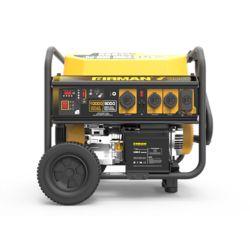 FIRMAN 10000/8000 W 120/240V  Génératrice portative à démarrage à distance  certifiée cETL