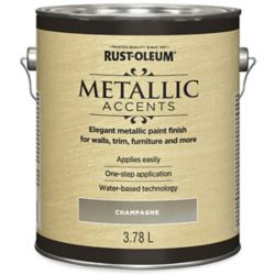 Rust-Oleum Champagne 3.78L