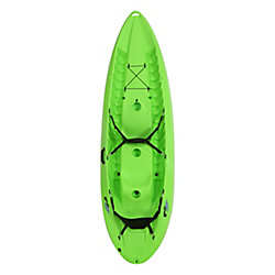 Lifetime Manta 120-inch Kayak in Lime Green
