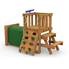 Little Sprout Toddler Tunnel Activity Center