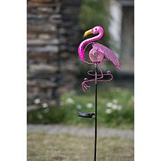 Jeu de jardin Flamingo w/solaire