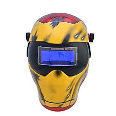 Iron Man Welding Helmet