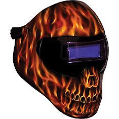 Hell's Angel Welding Helmet