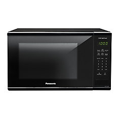 1.3 cu. ft. Countertop Microwave Oven,  Black