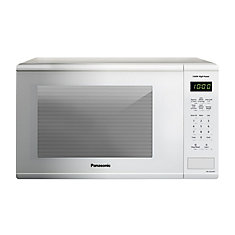 1.3 cu. ft. Countertop Microwave Oven,  White