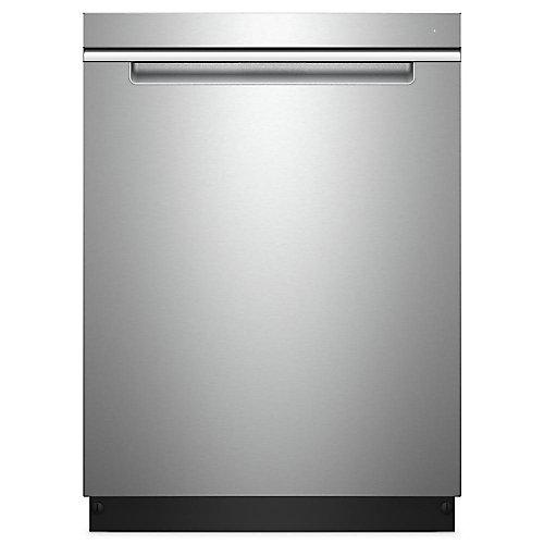 Lave-vaisselle à commande supérieure en acier inoxydable avec cuve en acier inoxydable, 47 dBA - ENERGY STAR