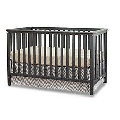 Hillcrest Crib-Grey