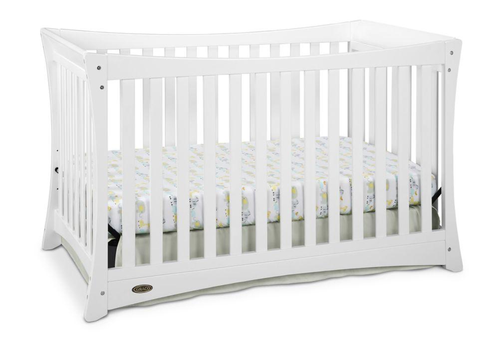 Graco Tatum Convert Crib-White
