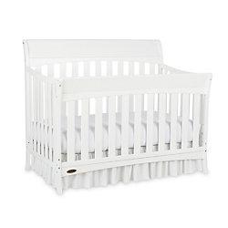 Stork Craft Rory Convert  Crib-White
