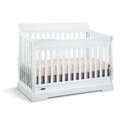 Graco Le lit de bébé transformable 4-en-1 Maple Ridge de Graco