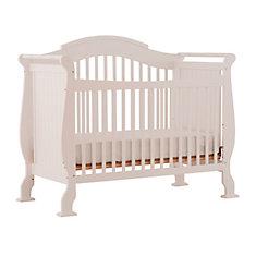 Valentia Crib-White