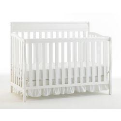 Graco Stanton Crib - White