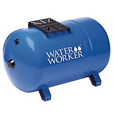 Rréservoir sous pression horizontal de 76 litres