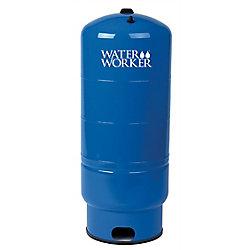 Water Worker 32 Gallon Vertical Pressurized Well Tank