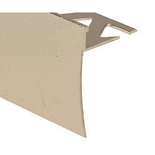 PROVA 3/8 inch (10mm) Tile Nosing - 6 ft - Ham. Clear