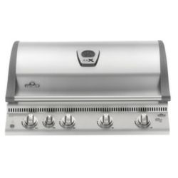 Napoleon LEX605 Built-In Gas BBQ with Infrared Bottom & Rear-Burners