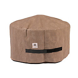 Duck Covers Round Fire Pit Cover, 50-inches