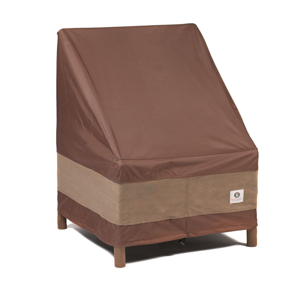 Duck Covers Stackable Patio Chair Cover