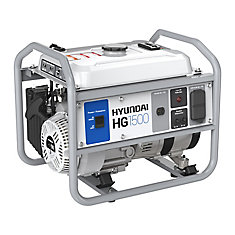 1,500 Watt Gas-Powered Portable Generator