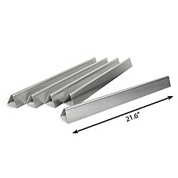 Grill Care Stainless Steel Heat Tents for Spirit 200 BBQ
