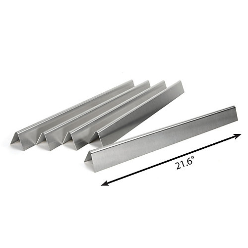 Stainless Steel Heat Tents for Spirit 200 BBQ