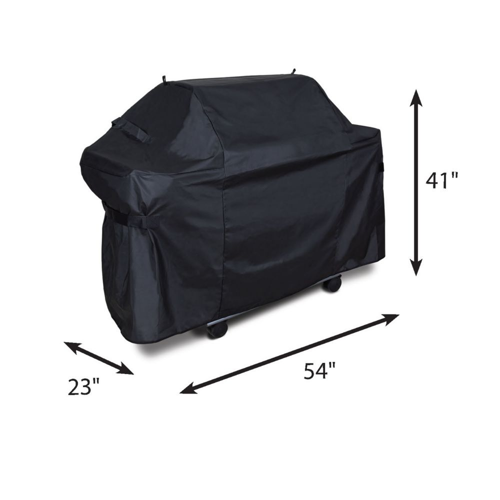 Deluxe PVC/Polyester Cover for Spirit 200/300 BBQ