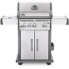Rogue 425 Propane BBQ with Infrared Side-Burner