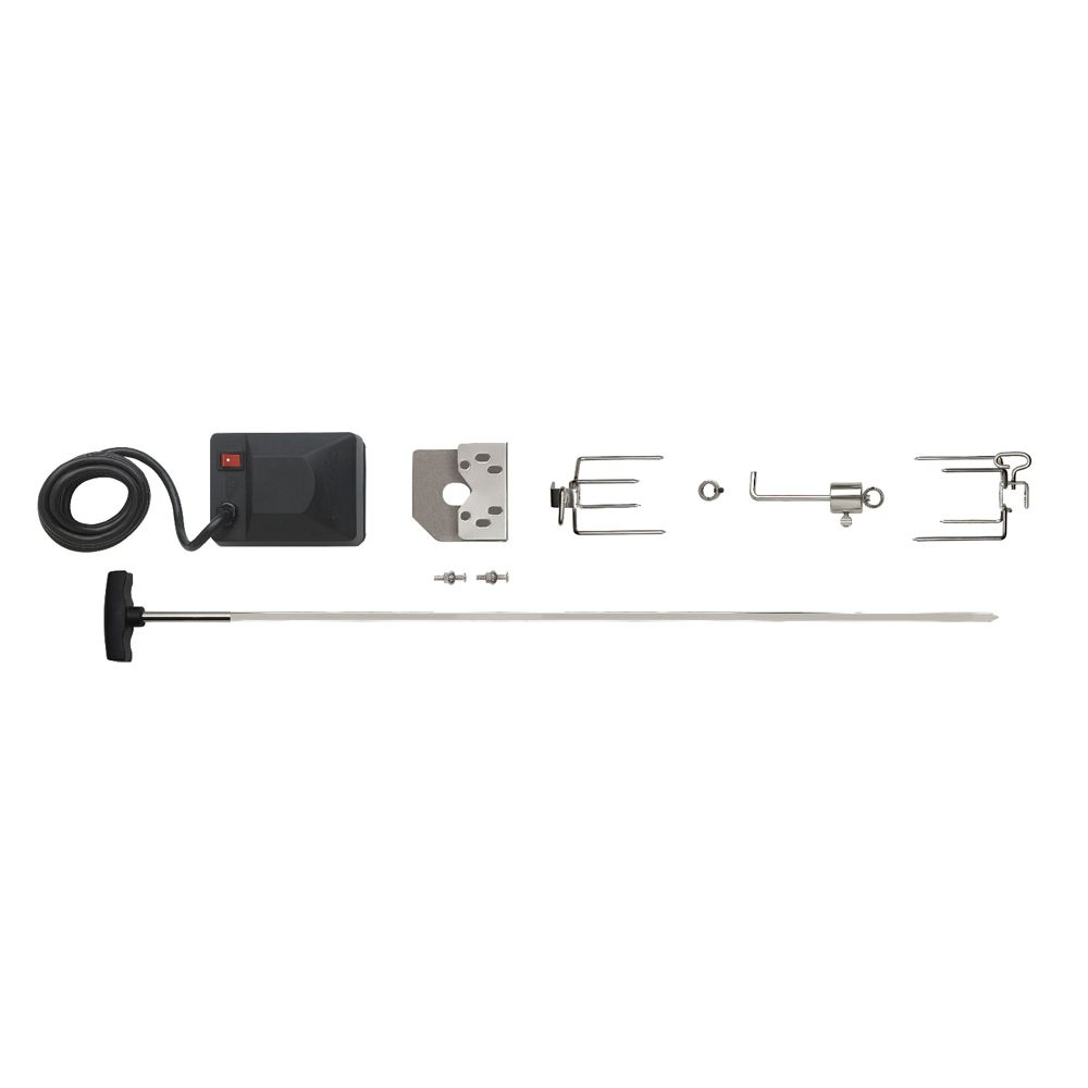 Napoleon Heavy Duty Rotisserie Kit for Large BBQs