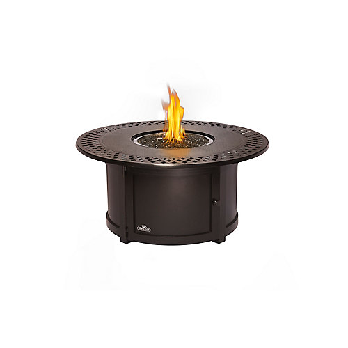 Kensington Round Patio Flame Table