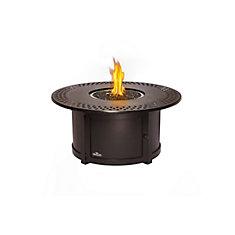 Kensington Round Patio Flame Table