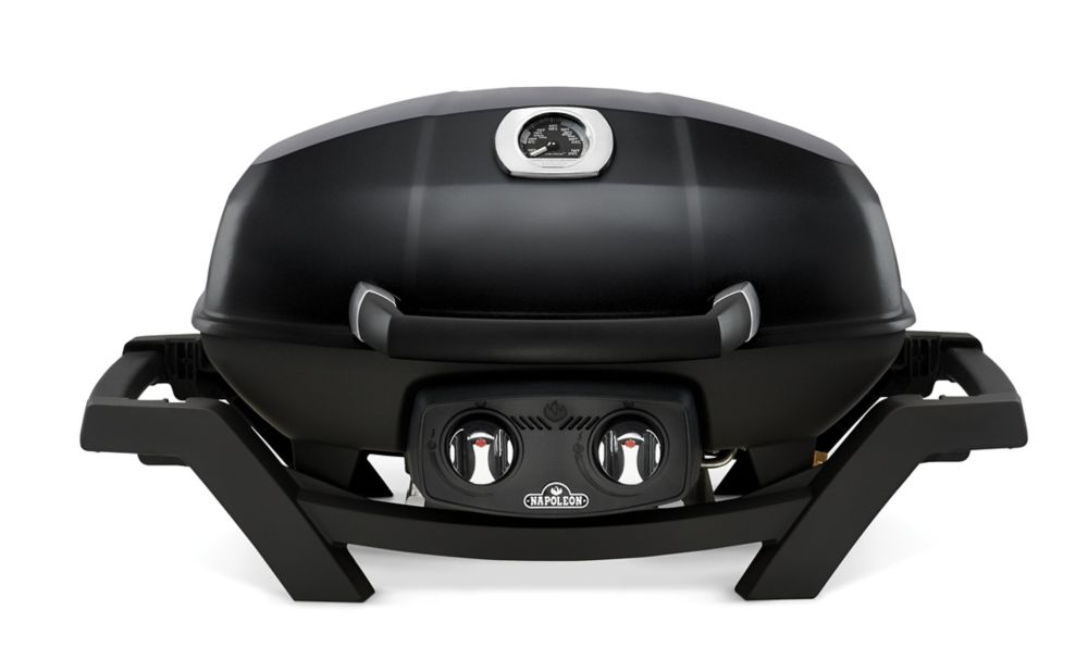 Napoleon PRO TravelQ Portable Gas BBQ in Black