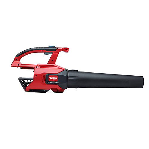 PowerPlex 150 MPH 480 CFM 40-Volt Max Lithium-Ion Cordless Brushless DC Leaf Blower (Tool Only)