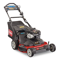 TimeMaster 30-inch Briggs & Stratton Electric Start Walk-Behind Gas Self-Propelled Mower