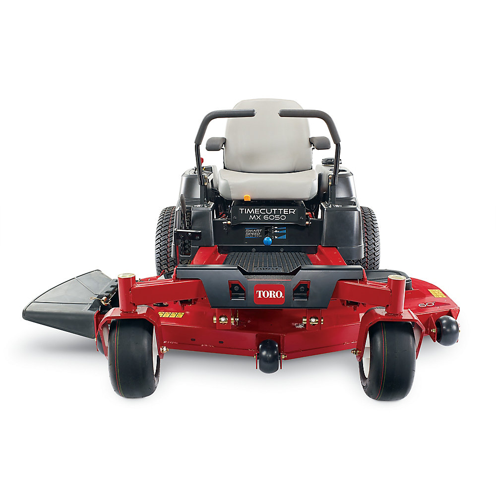 TimeCutter MX6050 60 Inch FAB 24 5-HP V-Twin Zero-Turn Riding Mower