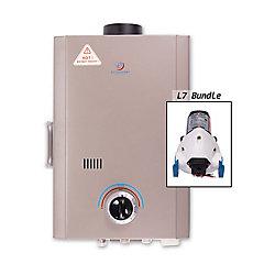 Eccotemp Kit chauffe-eau instantané Eccotemp L7 (pompe 12v)