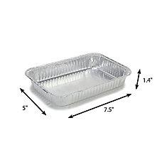 Foil Drip Pan (10-Pack)