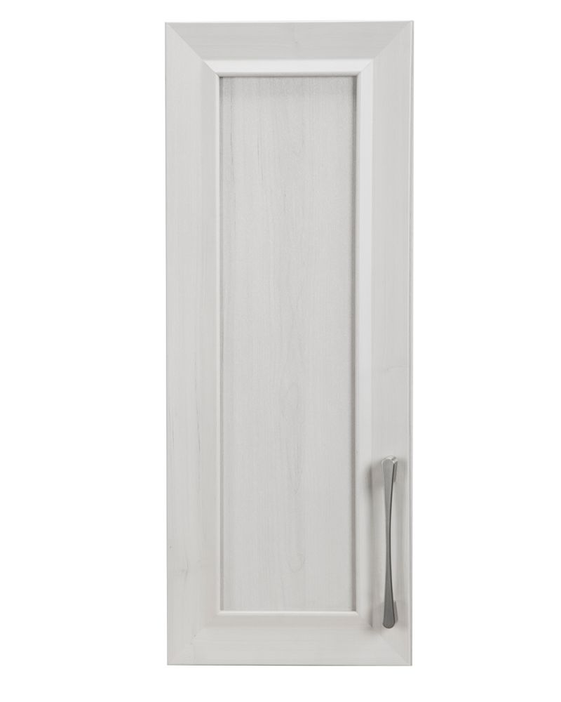 Fresca Coda 18 Inch White Corner Medicine Cabinet With