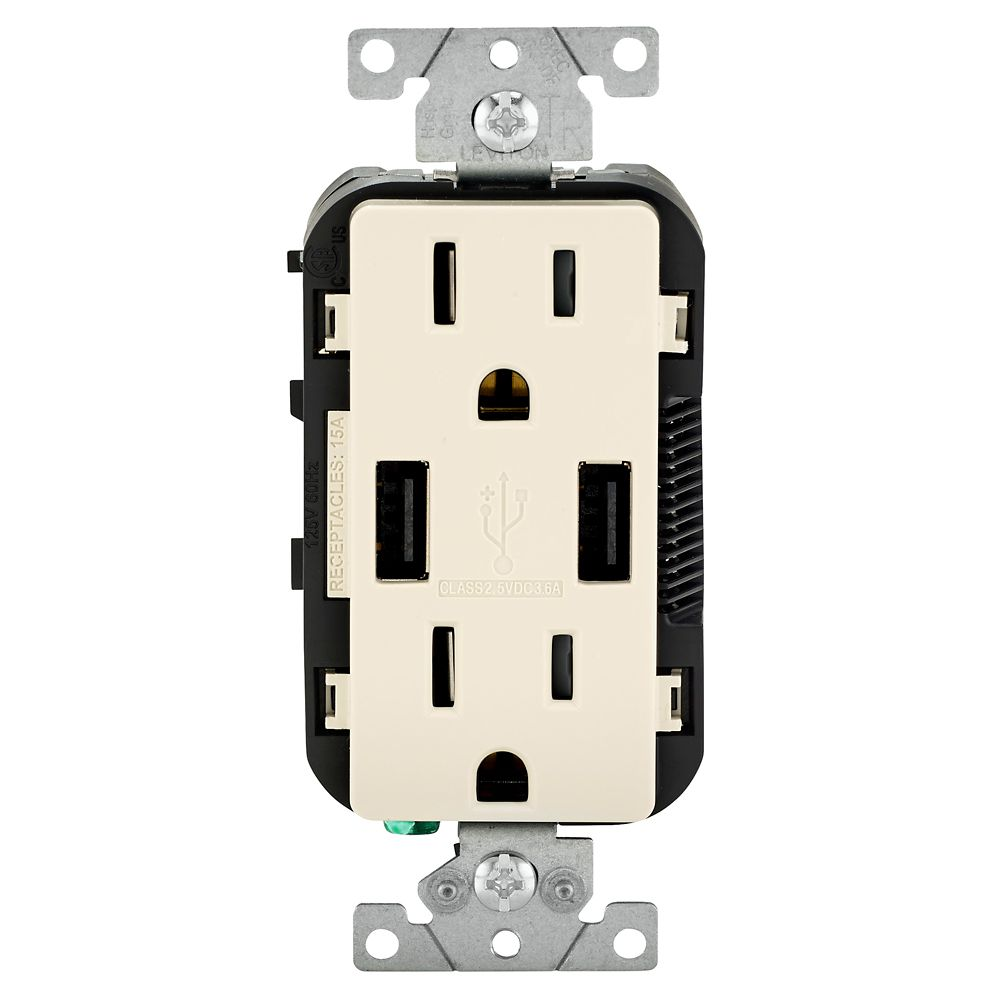 Renu Base Unit For 15a Gfci Receptacle Wallplate Not Included In Gfi 15 20 Amp Tamper Resistant Tr Outlet Weather Pro Decora Combination Duplex And Usb Charger